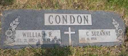 CONDON, C. ZUZANNE - Douglas County, Nebraska | C. ZUZANNE CONDON - Nebraska Gravestone Photos