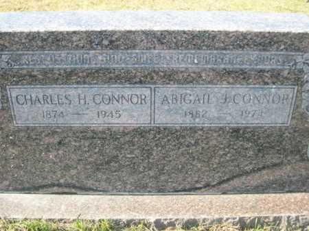 CONNOR, ABIGAIL J. - Douglas County, Nebraska | ABIGAIL J. CONNOR - Nebraska Gravestone Photos