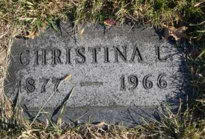 CORDES, CHRISTINA L. - Douglas County, Nebraska | CHRISTINA L. CORDES - Nebraska Gravestone Photos