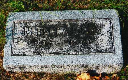 COY, REBECCA L. - Douglas County, Nebraska | REBECCA L. COY - Nebraska Gravestone Photos