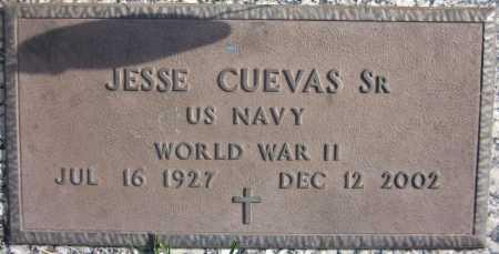 CUEVAS SR, JESSE - Douglas County, Nebraska | JESSE CUEVAS SR - Nebraska Gravestone Photos