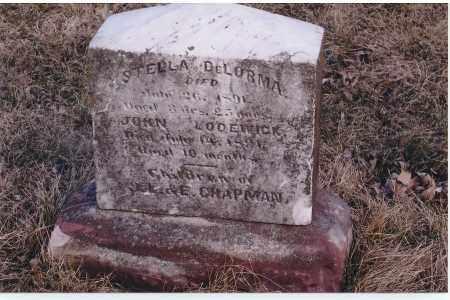 LODEWICK, JOHN - Douglas County, Nebraska | JOHN LODEWICK - Nebraska Gravestone Photos
