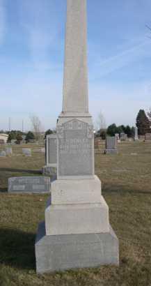 DENKER, C.H. - Douglas County, Nebraska | C.H. DENKER - Nebraska Gravestone Photos