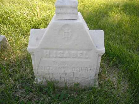 DOHERTY, H ISABEL - Douglas County, Nebraska   H ISABEL DOHERTY - Nebraska Gravestone Photos