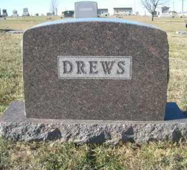 DREWS, FAMILY - Douglas County, Nebraska | FAMILY DREWS - Nebraska Gravestone Photos