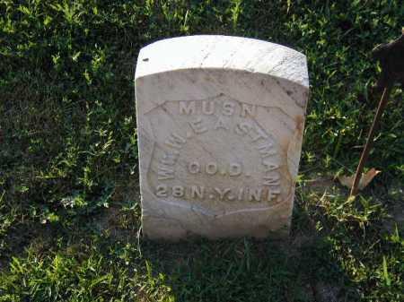 EASTMAN, WILLIAM W - Douglas County, Nebraska | WILLIAM W EASTMAN - Nebraska Gravestone Photos