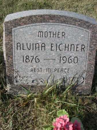 EICHNER, ALVINA - Douglas County, Nebraska | ALVINA EICHNER - Nebraska Gravestone Photos