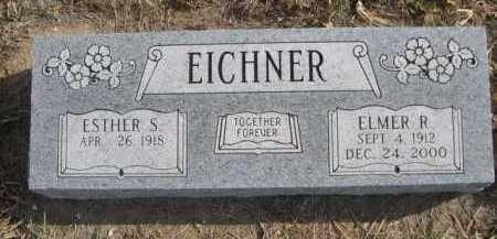 EICHNER, ELMER R. - Douglas County, Nebraska | ELMER R. EICHNER - Nebraska Gravestone Photos