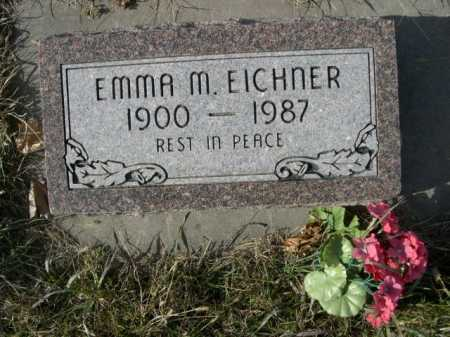 EICHNER, EMMA M. - Douglas County, Nebraska | EMMA M. EICHNER - Nebraska Gravestone Photos