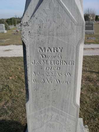 EICHNER, MARY - Douglas County, Nebraska | MARY EICHNER - Nebraska Gravestone Photos