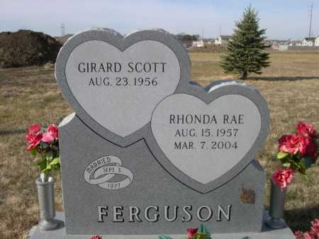 FERGUSON, RHONA RAE - Douglas County, Nebraska | RHONA RAE FERGUSON - Nebraska Gravestone Photos
