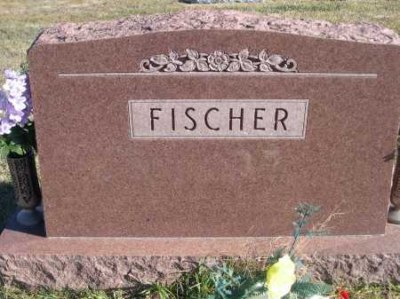 FISCHER, FAMILY - Douglas County, Nebraska   FAMILY FISCHER - Nebraska Gravestone Photos