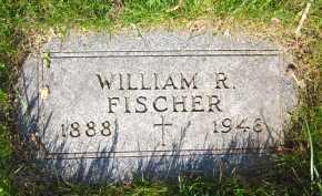 FISCHER, WILLIAM R. - Douglas County, Nebraska   WILLIAM R. FISCHER - Nebraska Gravestone Photos