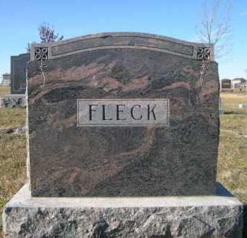FLECK, FAMILY - Douglas County, Nebraska | FAMILY FLECK - Nebraska Gravestone Photos