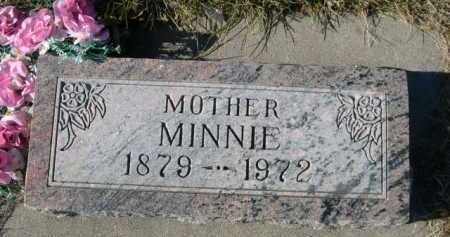 FLECK, MINNIE - Douglas County, Nebraska | MINNIE FLECK - Nebraska Gravestone Photos