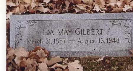 GILBERT, IDA MAY - Douglas County, Nebraska | IDA MAY GILBERT - Nebraska Gravestone Photos