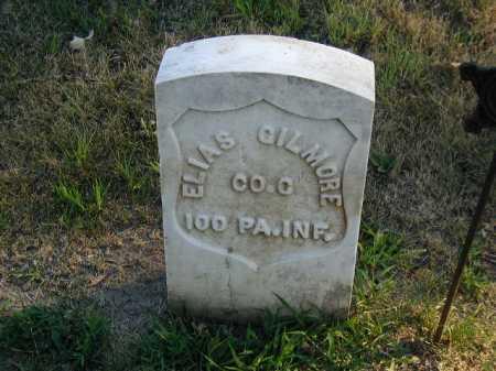 GILMORE, ELIAS - Douglas County, Nebraska | ELIAS GILMORE - Nebraska Gravestone Photos