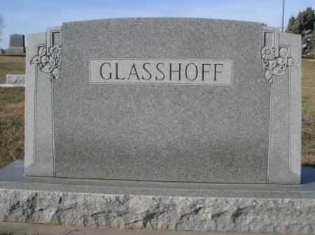 GLASSHOFF, FAMILY - Douglas County, Nebraska | FAMILY GLASSHOFF - Nebraska Gravestone Photos