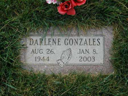 GONZALES, DARLENE - Douglas County, Nebraska | DARLENE GONZALES - Nebraska Gravestone Photos
