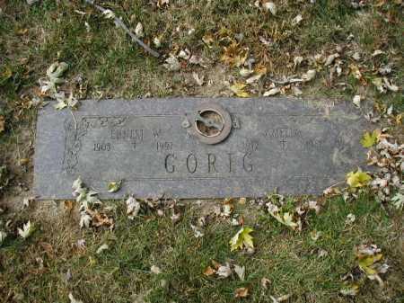 GORIG, AMEILIA LARSON - Douglas County, Nebraska | AMEILIA LARSON GORIG - Nebraska Gravestone Photos
