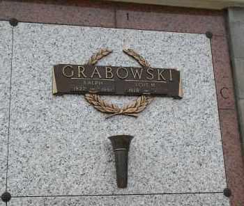 GRABOWSKI, LOIS M. - Douglas County, Nebraska | LOIS M. GRABOWSKI - Nebraska Gravestone Photos