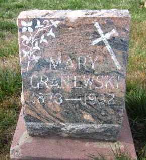 GRANIEWSKI, MARY - Douglas County, Nebraska | MARY GRANIEWSKI - Nebraska Gravestone Photos
