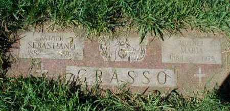 GRASSO, MARIA - Douglas County, Nebraska | MARIA GRASSO - Nebraska Gravestone Photos