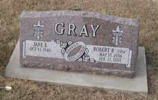 GRAY, ROBERT R. - Douglas County, Nebraska   ROBERT R. GRAY - Nebraska Gravestone Photos