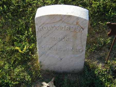 GREEN, ROBERT - Douglas County, Nebraska | ROBERT GREEN - Nebraska Gravestone Photos