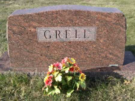 GRELL, FAMILY - Douglas County, Nebraska | FAMILY GRELL - Nebraska Gravestone Photos