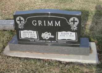 GRIMM, ELLEN B. - Douglas County, Nebraska | ELLEN B. GRIMM - Nebraska Gravestone Photos
