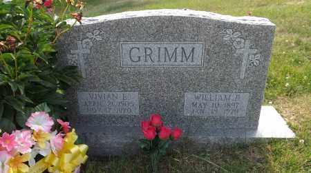 GRIMM, WILLIAM P. - Douglas County, Nebraska | WILLIAM P. GRIMM - Nebraska Gravestone Photos