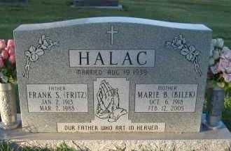 BILEK HALAC, MARIE B. - Douglas County, Nebraska   MARIE B. BILEK HALAC - Nebraska Gravestone Photos
