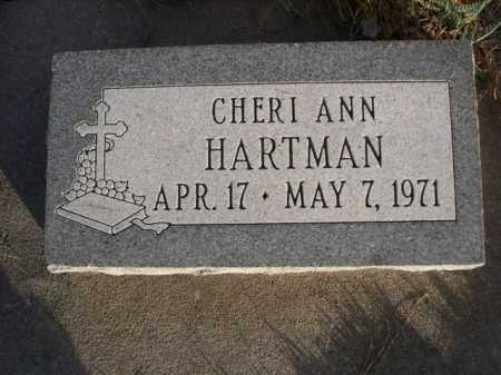 HARTMAN, CHERI ANN - Douglas County, Nebraska   CHERI ANN HARTMAN - Nebraska Gravestone Photos