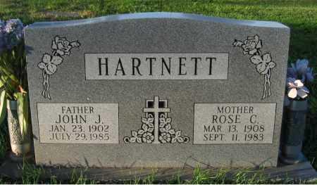 HARTNETT, ROSE C. - Douglas County, Nebraska   ROSE C. HARTNETT - Nebraska Gravestone Photos