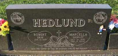 HEDLUND, MARCELLA - Douglas County, Nebraska   MARCELLA HEDLUND - Nebraska Gravestone Photos