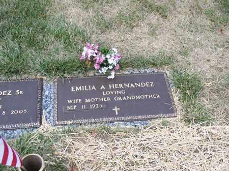 HERNANDEZ, EMILIA - Douglas County, Nebraska   EMILIA HERNANDEZ - Nebraska Gravestone Photos