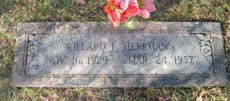 HERRMANN, WILLARD D. - Douglas County, Nebraska | WILLARD D. HERRMANN - Nebraska Gravestone Photos