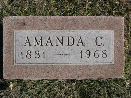 HIBBELER, AMANDA C. - Douglas County, Nebraska | AMANDA C. HIBBELER - Nebraska Gravestone Photos