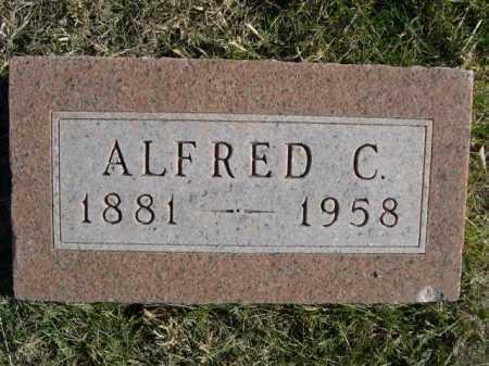 HIBBELER, ALFRED C. - Douglas County, Nebraska | ALFRED C. HIBBELER - Nebraska Gravestone Photos