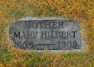 HILBERT, MARY - Douglas County, Nebraska | MARY HILBERT - Nebraska Gravestone Photos