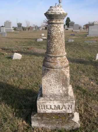 HILLMAN, FAMILY - Douglas County, Nebraska | FAMILY HILLMAN - Nebraska Gravestone Photos
