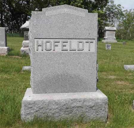 HOFELDT, FAMILY - Douglas County, Nebraska | FAMILY HOFELDT - Nebraska Gravestone Photos