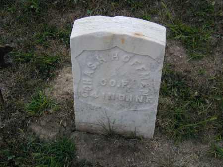 HOFFMAN, CHAS. H. - Douglas County, Nebraska | CHAS. H. HOFFMAN - Nebraska Gravestone Photos