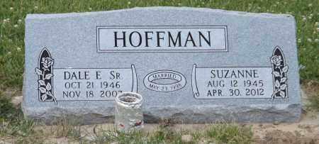 HOFFMAN, SUZANNE - Douglas County, Nebraska   SUZANNE HOFFMAN - Nebraska Gravestone Photos