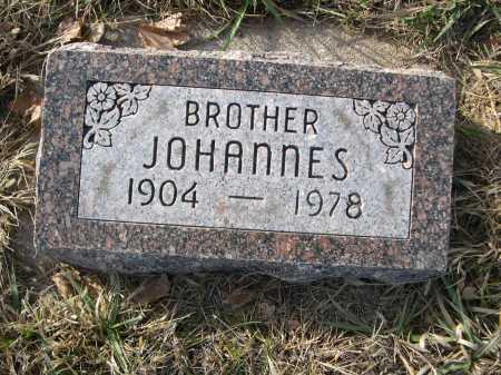 HOMANN, JOHANNES - Douglas County, Nebraska   JOHANNES HOMANN - Nebraska Gravestone Photos