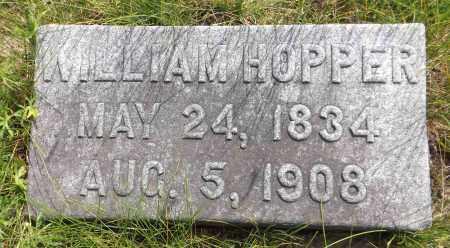 HOPPER, WILLIAM - Douglas County, Nebraska | WILLIAM HOPPER - Nebraska Gravestone Photos