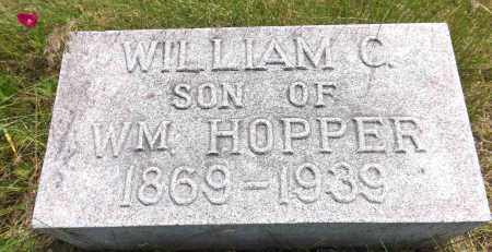 HOPPER, WILLIAM C. - Douglas County, Nebraska | WILLIAM C. HOPPER - Nebraska Gravestone Photos