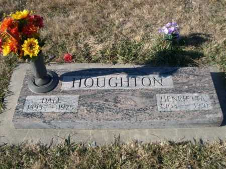 HOUGHTON, DALE - Douglas County, Nebraska | DALE HOUGHTON - Nebraska Gravestone Photos