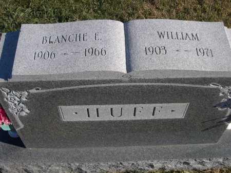 HUFF, WILLAIM - Douglas County, Nebraska | WILLAIM HUFF - Nebraska Gravestone Photos